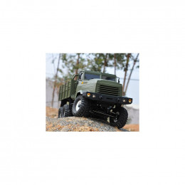 Cross-RC Camion militaire KC6-L 6x6 KIT