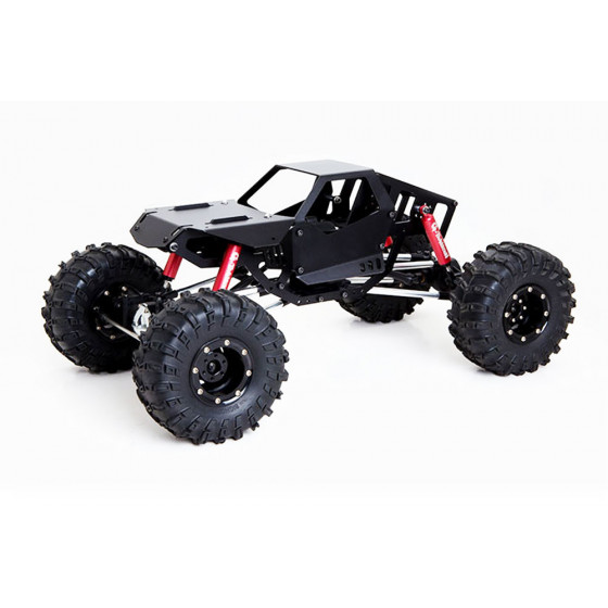 Gmade Chassis Stealth V2 pour Rock buggy R1 GM30058