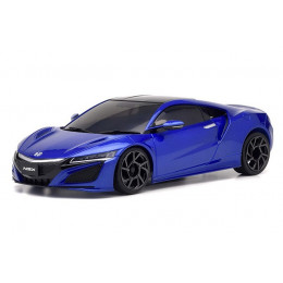 Kyosho Mini-Z MR-03 RWD NSX Valencia Blue Pearl RS (W-MM/KT531P) 32322BL
