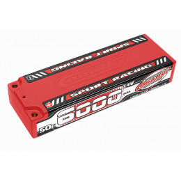 Corally Accu Stick Sport Racing 7.4v 6000mah 50C 49420
