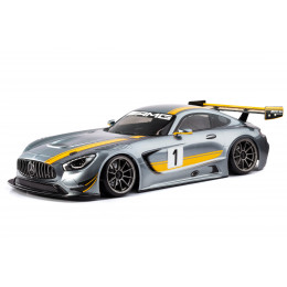 MST RMX 2.0 RWD Drift car Mercedes AMG GT3 RTR (Brushless) 533715
