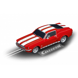Carrera GO!!! Ford Mustang '67 - Race Red 64120
