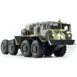 Cross-RC Camion militaire BC8 Mammoth Flagship version