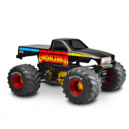 JConcepts Carrosserie Ford CHevy Silverado 0344