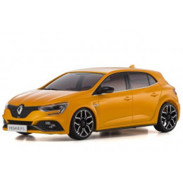 Kyosho Mini-Z FWD Renault Megane Orange Tonic + KT531P RTR 32421OR