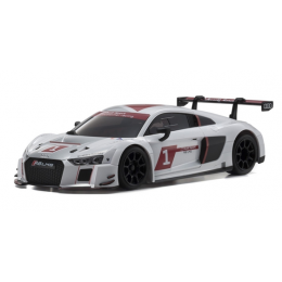 Kyosho AutoScale Mini-Z Audi R8 LMS 2015 Blanche (W-MM) MZP234AS