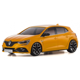 Kyosho AutoScale Mini-Z Renault Megane RS Tonic Orange (LL) MZP441OR