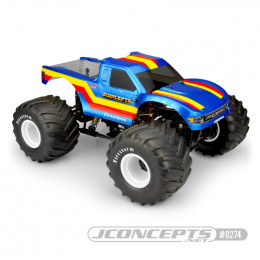 JConcepts Carrosserie Ford Raptor 2010 0274