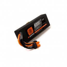Spektrum Accu lipo Smart 7.4v 5000mah 30C IC3