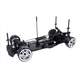 3Racing Sakura D4 Awd Drift Sport Black Edition KIT Assemblé