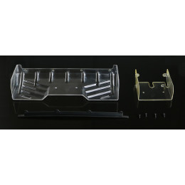 Serpent Aileron Lexan Down Force SRX8 600840