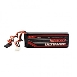 Ultimate Batterie de Réception Life 6.6v 2500mAh JR UR4453