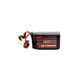 Ultimate Batterie de Réception Life 6.6v 2500mAh JR UR4454