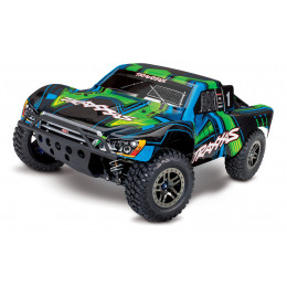 Traxxas Slash 4x4 LCG Ultimate VXL TQi TSM Bluetooth ID RTR 68077-4