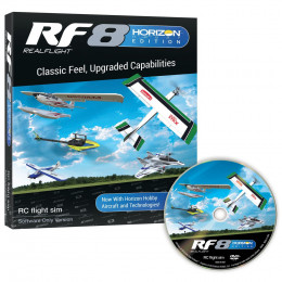 RealFlight Simulateur RealFlight 8 RFL1001
