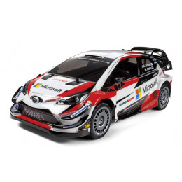Tamiya Carrosserie Toyota Yaris Gazoo Racing WRC 190mm 51608