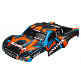 Traxxas Carrosserie Peinte Orange Slash 4x4 6844