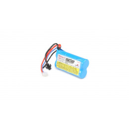 Dynamite Batterie Li-Ion Réaction 7.4V 1500mah DYNB0110