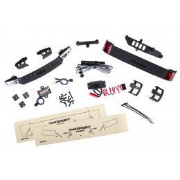 Traxxas kits d'éclairage + Alimentation LED TRX-4 Sport 8085