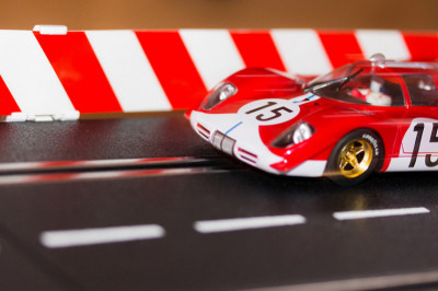 Le guide du Slot Racing