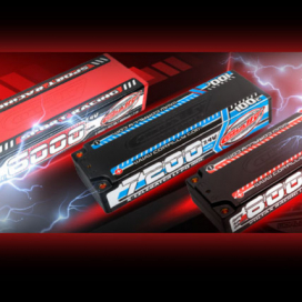 Les batteries NIMH vs Lipo